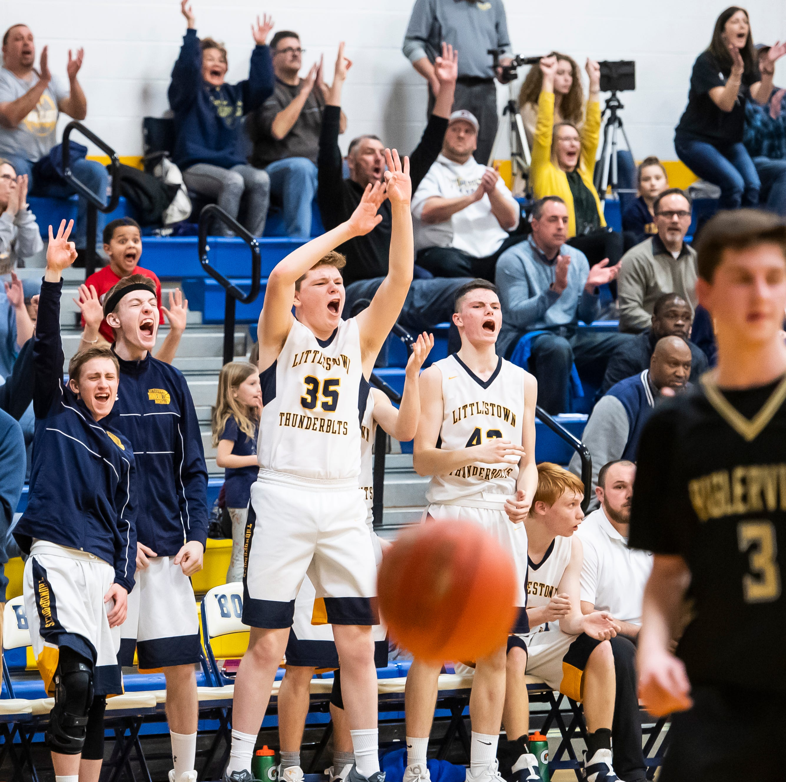 Littlestown boys' basketball team returns to PIAA tournament after 18 years