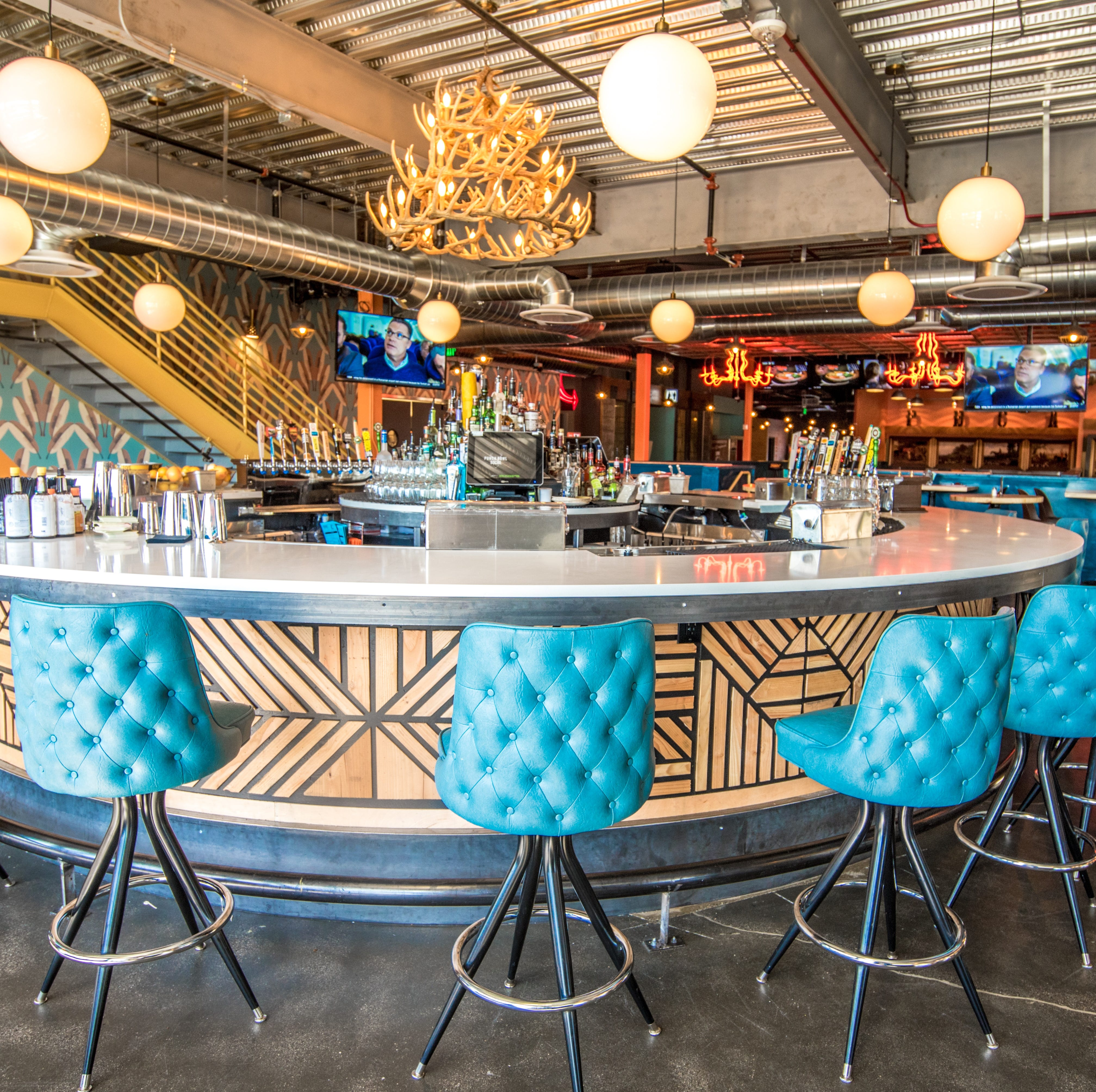 Game, eat, drink at Punch Bowl Social, coming to downtown Phoenix this fall