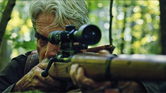 "Calvin Barr (Sam Elliott) has to face loneliness that comes with age in melancholy film ""The Man Who Killed Hitler and Then The Bigfoot."""