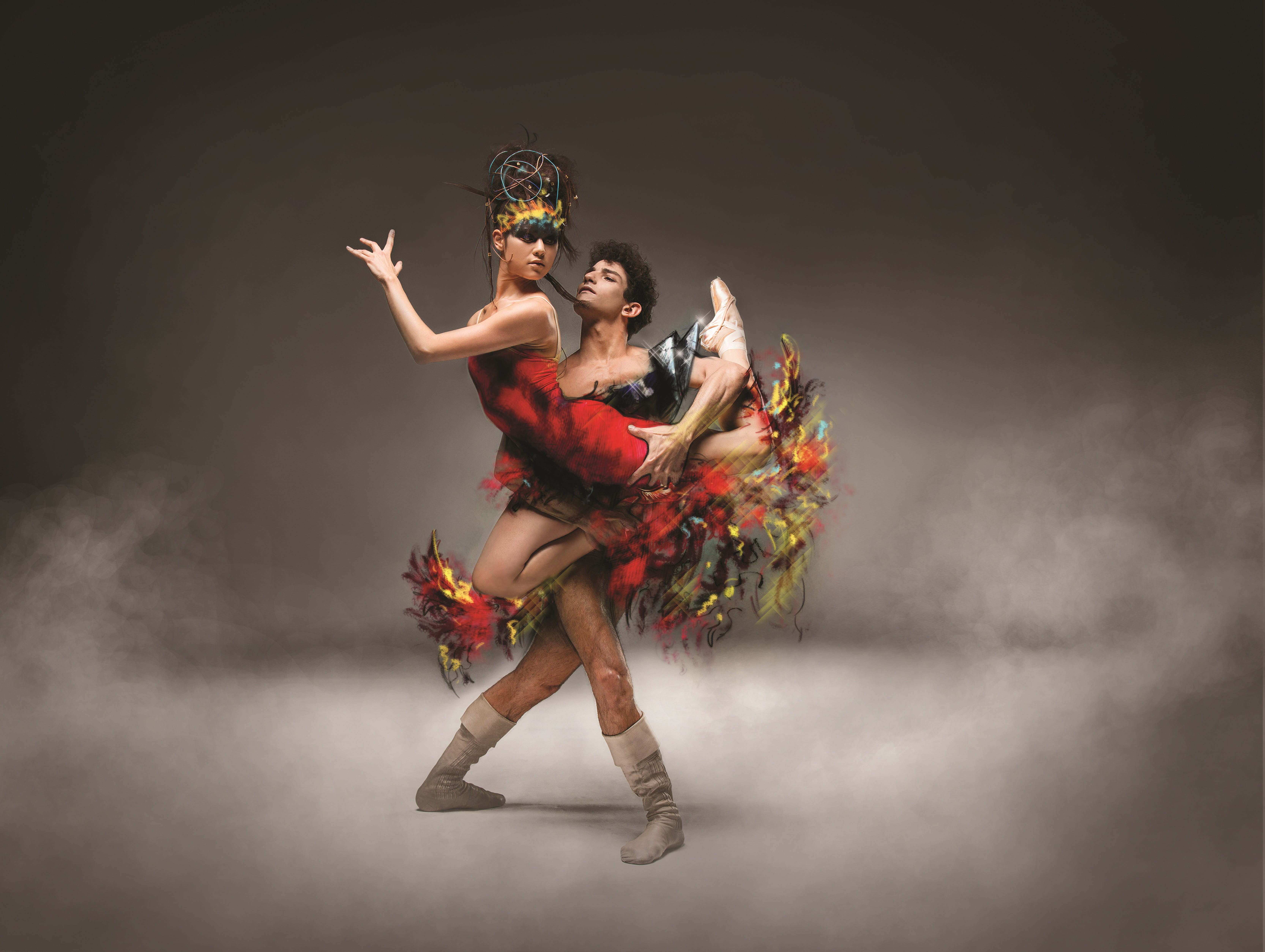 Ballet Arizona takes Stravinsky's 'Firebird' to outer space in world-premiere production