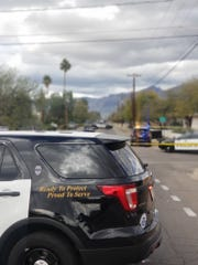 Detectives are investigating the shooting death of a 34-year-old man Tuesday in midtown Tucson.