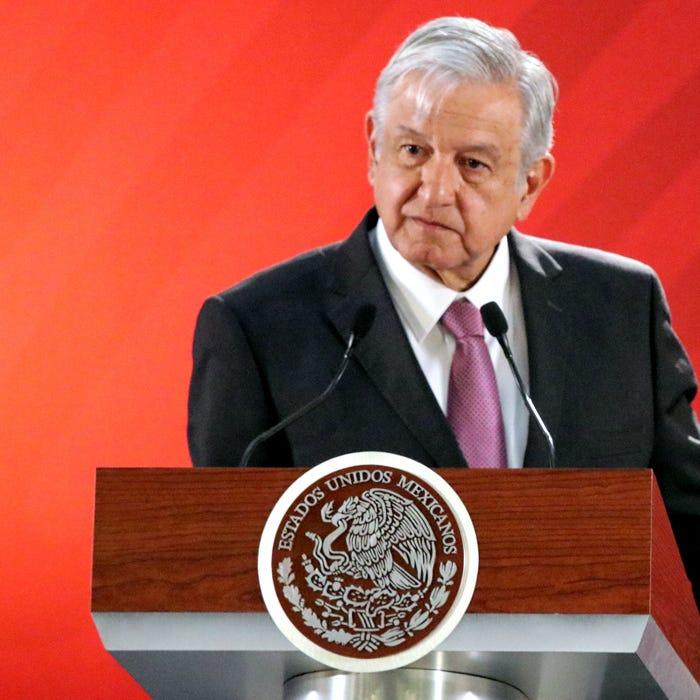 Trump fue respetuoso, dice presidente de México López Obrador