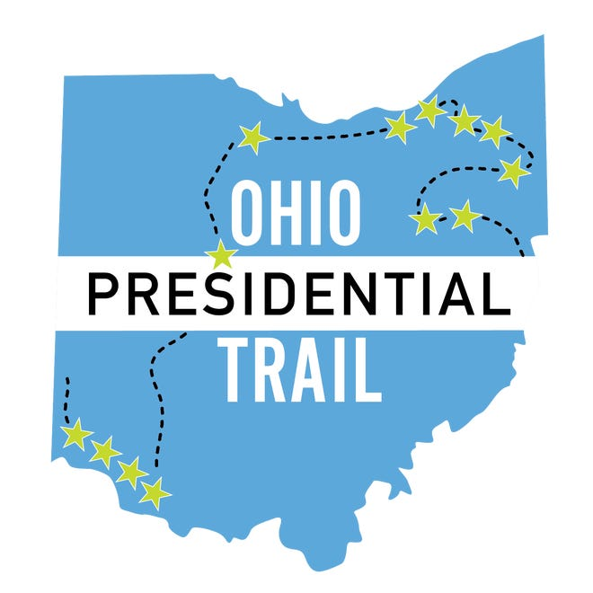 The Rutherford B. Hayes Presidential Library and Museums will be one of 13 stops on a new Ohio Presidential Trail that highlights the state's eight U.S. presidents.