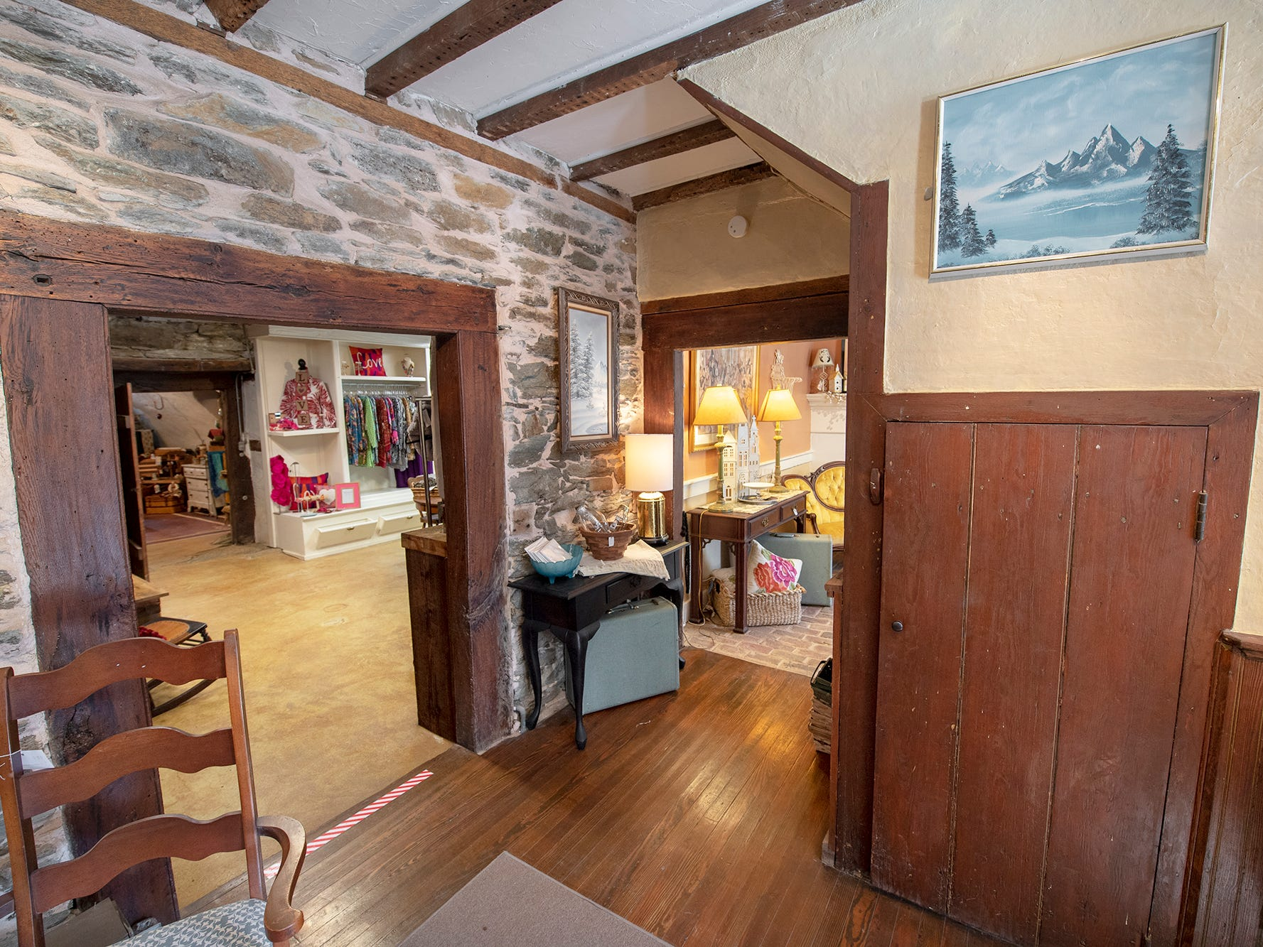 Notable wedding and event venue, the historic Stone Mill 1792 in York County, is for sale.
