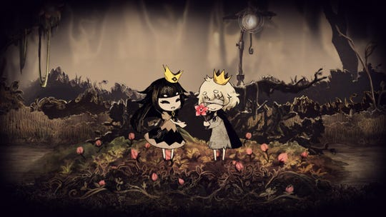 The Liar Princess and the Blind Prince for Nintendo Switch and PlayStation 4.