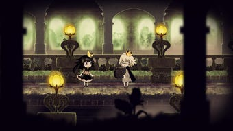 Like a storybook come to life, The Liar Princess and the Blind Prince features a touching tale about two unlikely friends.