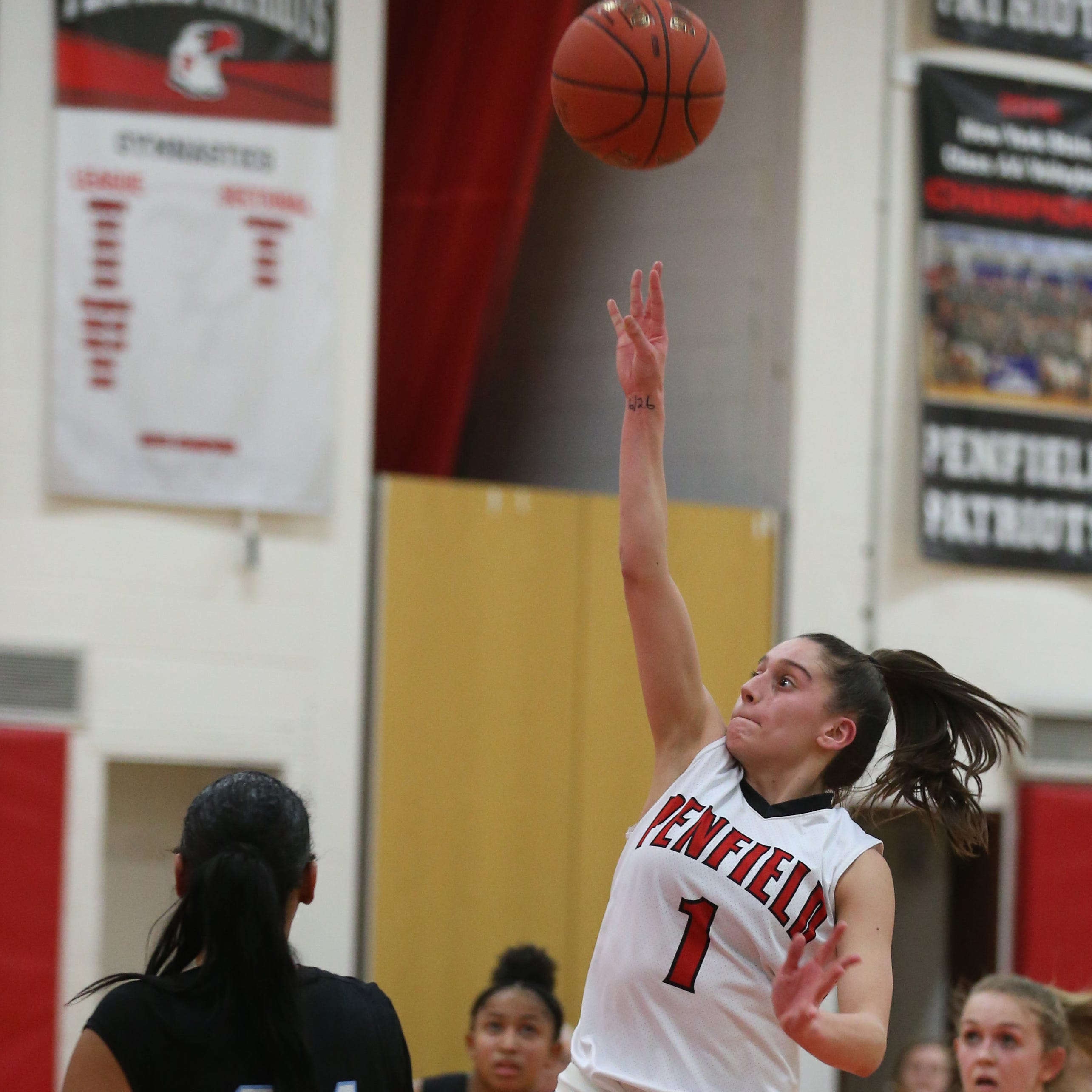 Section V Girls Basketball Tournament seedings: Penfield, Pittsford Mendon earn top spots