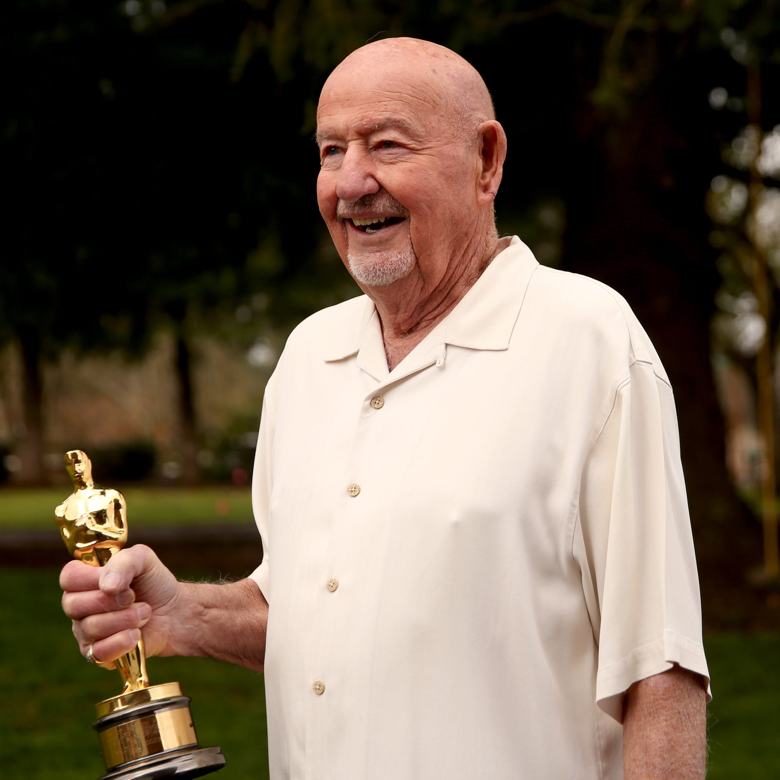 Behind the camera: How this Salem resident won an Oscar