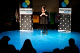 """Bobbie Mann shares her story at Salem Storytellers Project """"Romance, or Not"""" on Tuesday, Feb. 9, in Salem."""