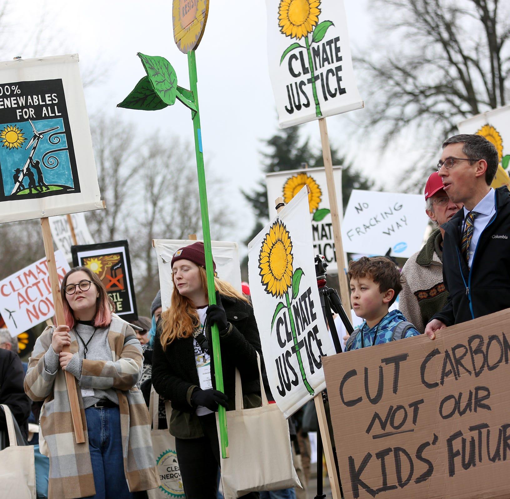 Oregon's carbon emission cap bill gets first hearing, legislators get earful