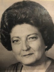 Evelyn Vordick in 1982