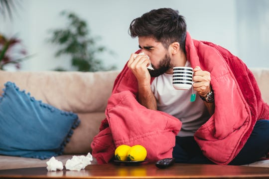 If (or when) you do get sick, there are some tried and true remedies you can try at home to get yourself back on your feet and feeling good in no time.