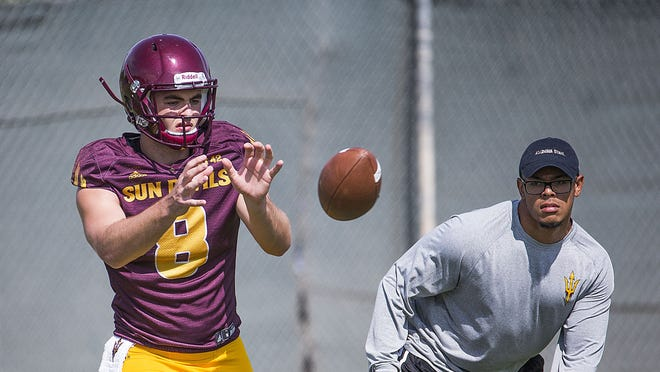 Kurt Walding comes to SDSU after a year at Arizona State