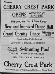 This ad appeared in the Springfield Leader and Press on June 26, 1928.