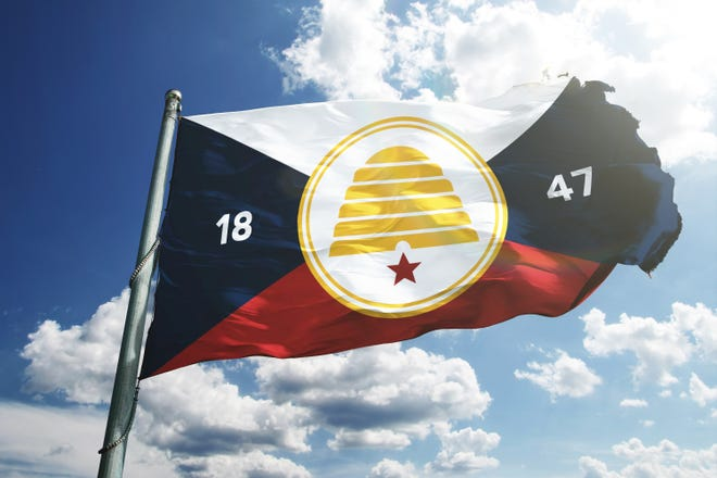 The Organization for a New Utah flag is introducing a bill, sponsored by Rep. Kevin Stratton, into legislation by the end of this week.