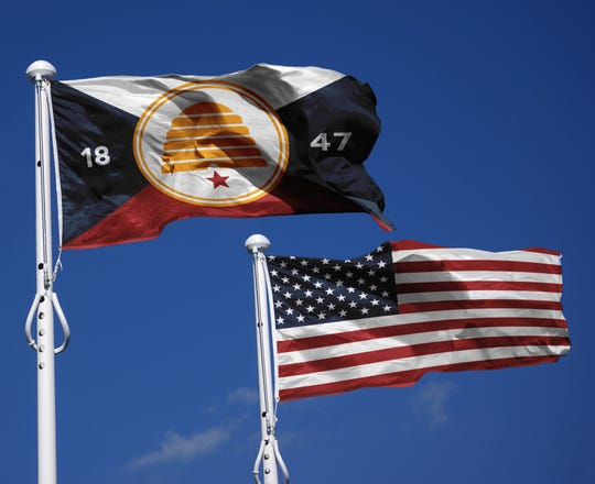 An organization is introducing a bill into legislation that calls for a new Utah state flag.