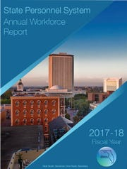The Department of Management Services recently cranked out its Annual Workforce Report, an 82-page batch of facts and figures about state employment.