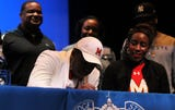 WATCH: Godby's Cortez Andrews signs with Maryland
