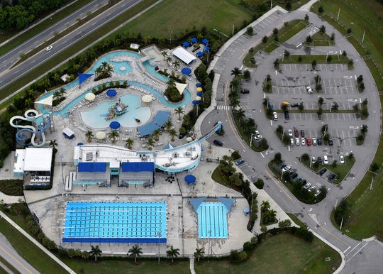 Sailfish Splash Waterpark in Stuart has two, four-story tall water slides, a water playground, a shaded picnic area, 700 lounge and deck chairs and was designed with room to grow. By 2021, the Martin County Department of Parks and Recreation will start a 10-year expansion to install a slide tower and up to two new slide rides. The 40-foot tower is designed to support up to four slide rides.