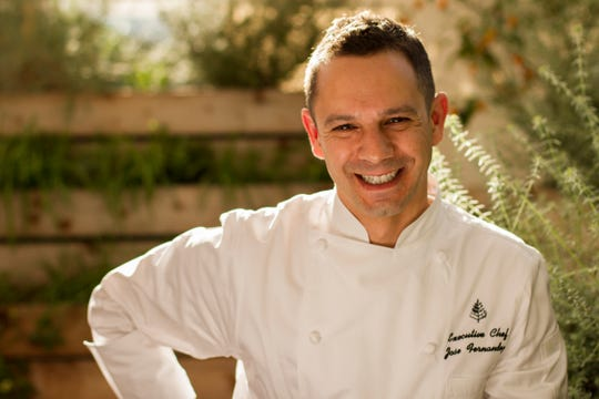 Jose Fernandez is executive chef at Four Seasons Hotel Westlake Village.