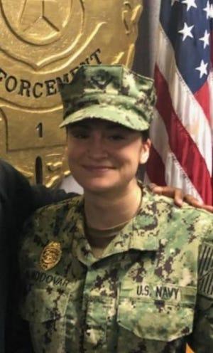 U.S. Navy Seaman Recruit Amaya J. Almodovar