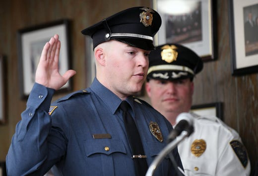 Millville says good-bye to police veteran, approves
