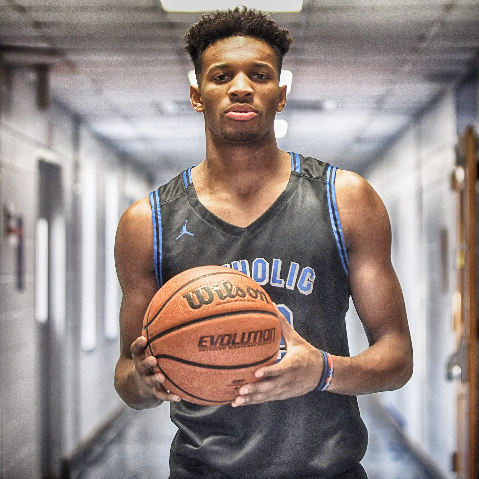 South Jersey boys basketball: Wildwood Catholic's Taj Thweatt is the Player of the Year