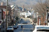 Locals comment on the Village of Haverstraw's new comprehensive plan Feb. 5, 2019.