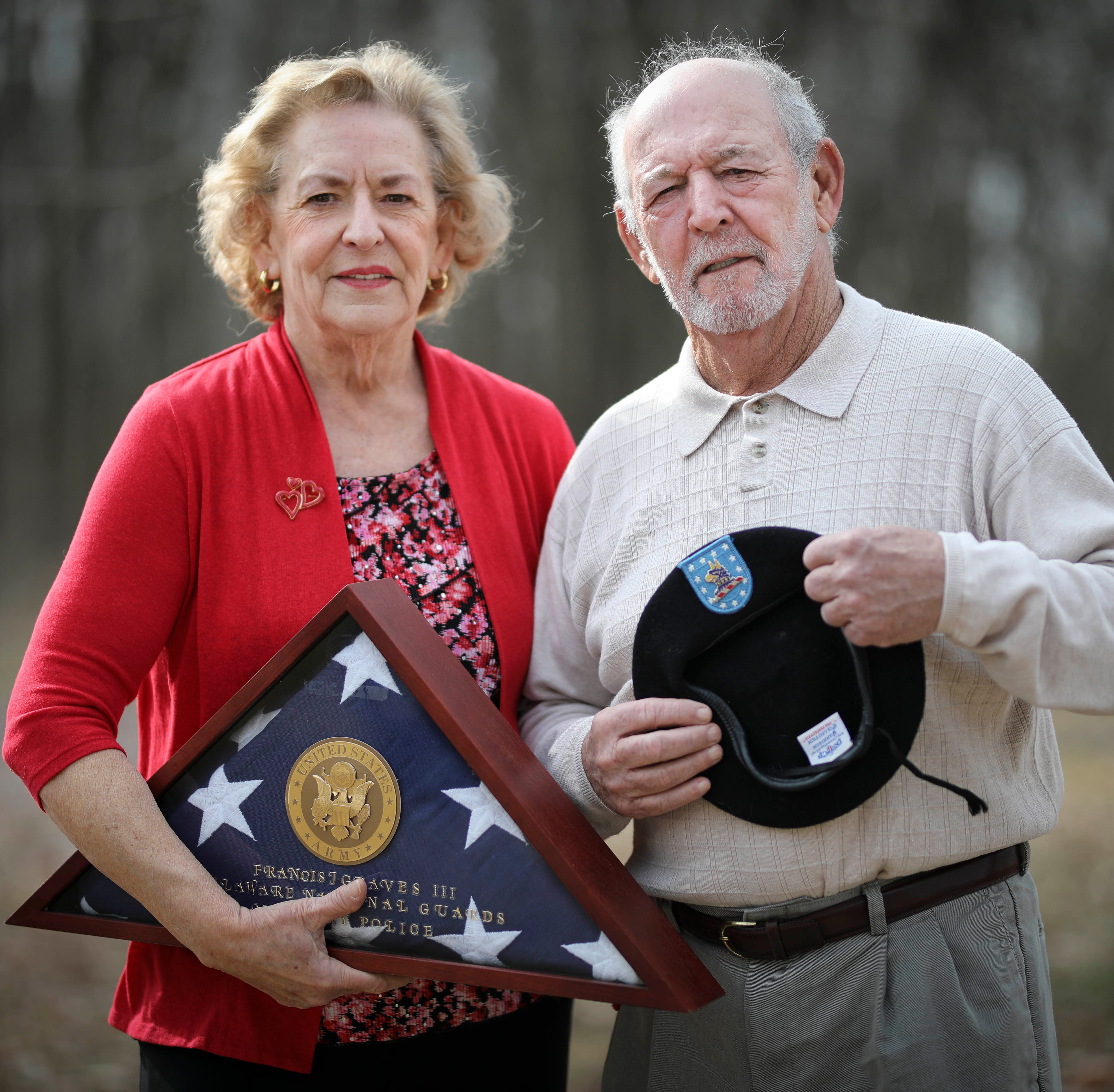 One died, one survived: Veteran suicide epidemic through the eyes of 2 Delaware families