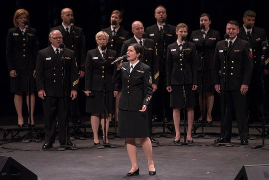 The U.S. Navy Band Sea Chanters will be coming to Wichita Falls March 7.