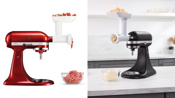 There's a KtichenAid attachment for everything, and this one is perfect for meat lovers.