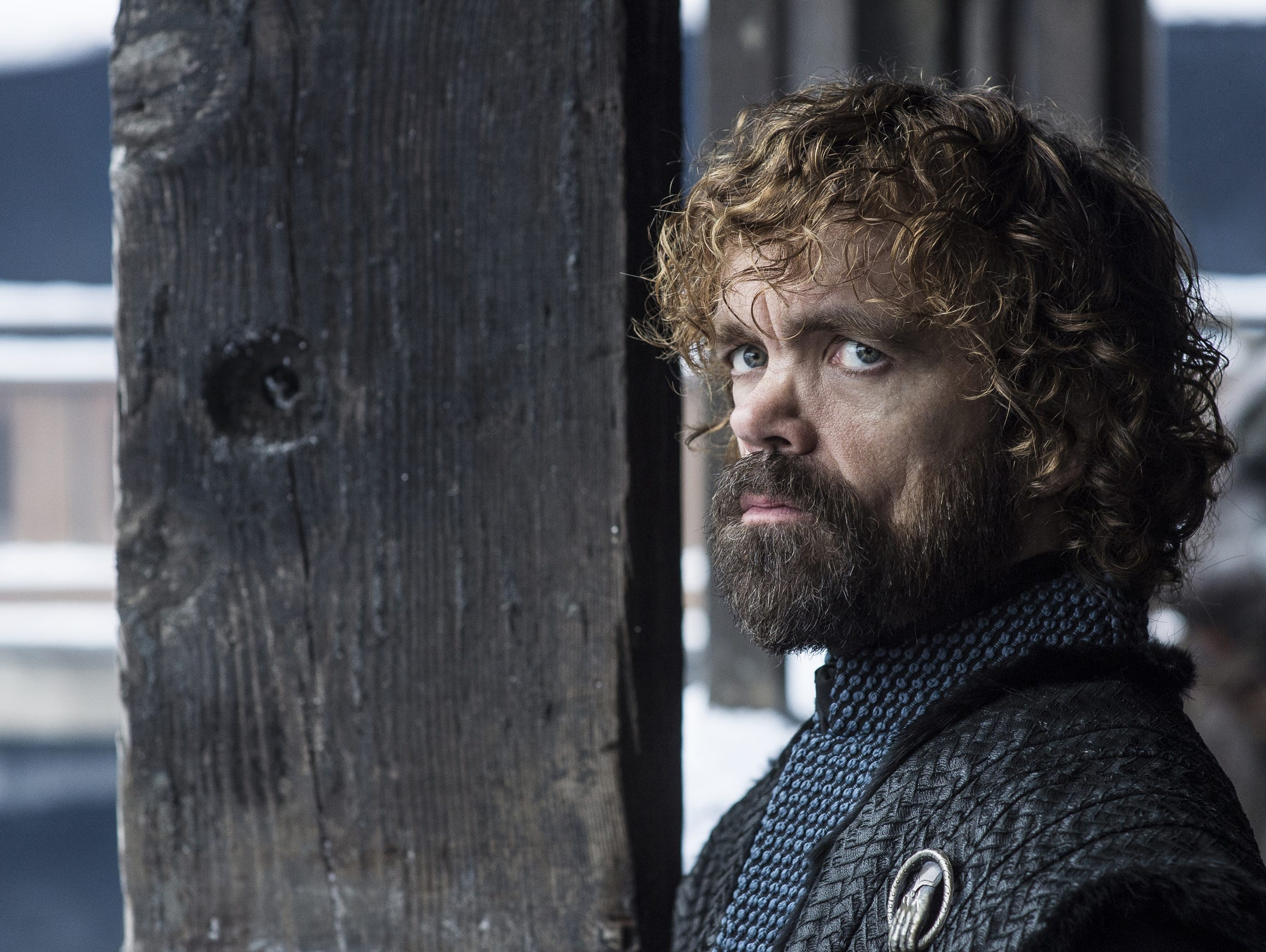 "Peter Dinklage stars as Tyrion on ""Game of Thrones."""
