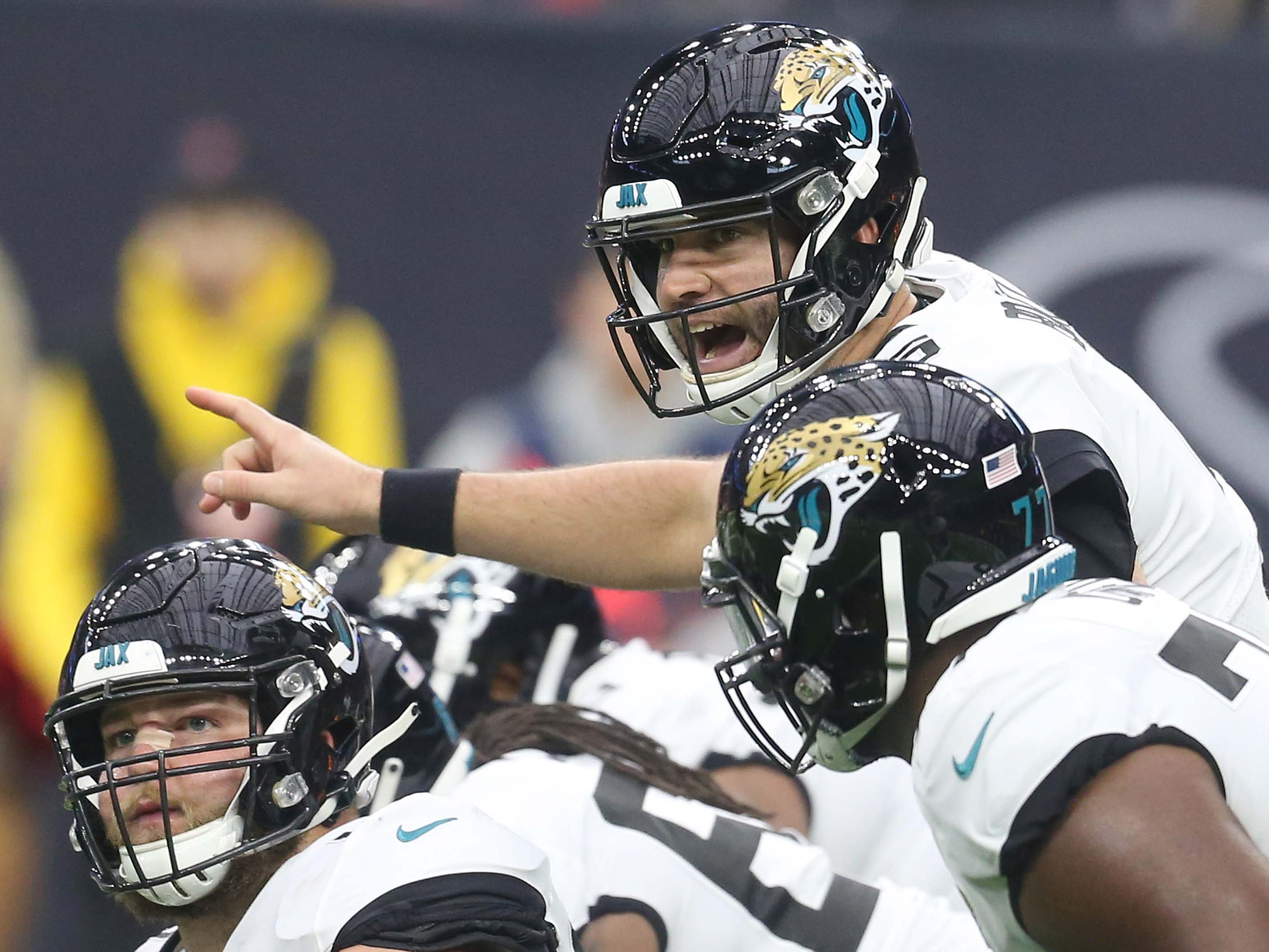 22. Jaguars (27): No team underachieved more in 2018 — meaning none likely has more potential for 2019 rebound. Question, of course: Who's taking the snaps?