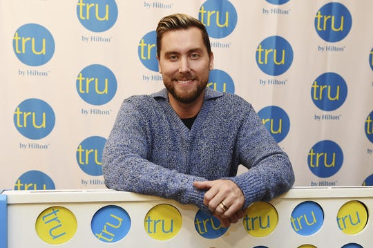 Lance Bass will host the Pop2000 Tour show playing the Mid-South Fair.