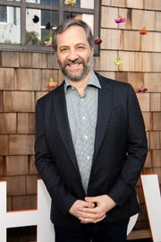 "Judd Apatow is an EP and director on HBO's ""Crashing."""