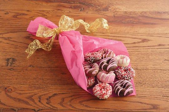 Harry & David's Donut Bouquet is $49.99.