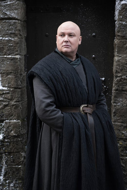 Conleth Hill as Varys on