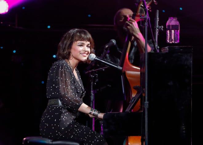 Norah Jones will release her seventh album in May.