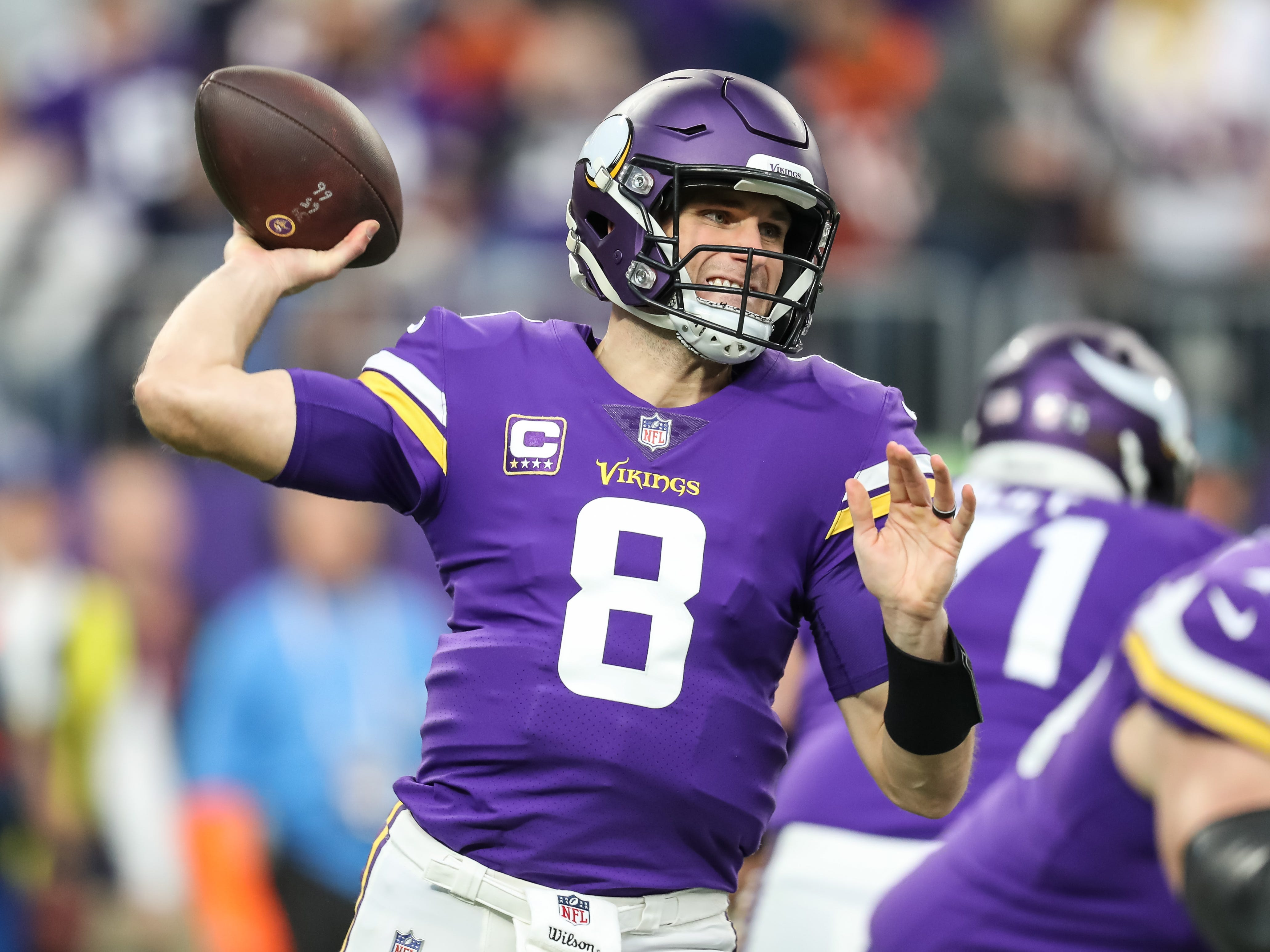 11. Vikings (15): With year in Minnesota under his belt and salary cap airtight, it's completely fair to weigh wisdom of Kirk Cousins deal moving forward.