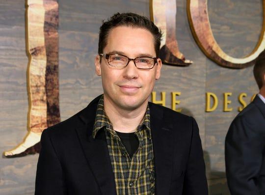 Director Bryan Singer in December 2013 in Los Angeles.
