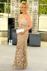 Lana Marks attends 2012 CFDA Fashion Awards at Alice Tully Hall on June 4, 2012 in New York.