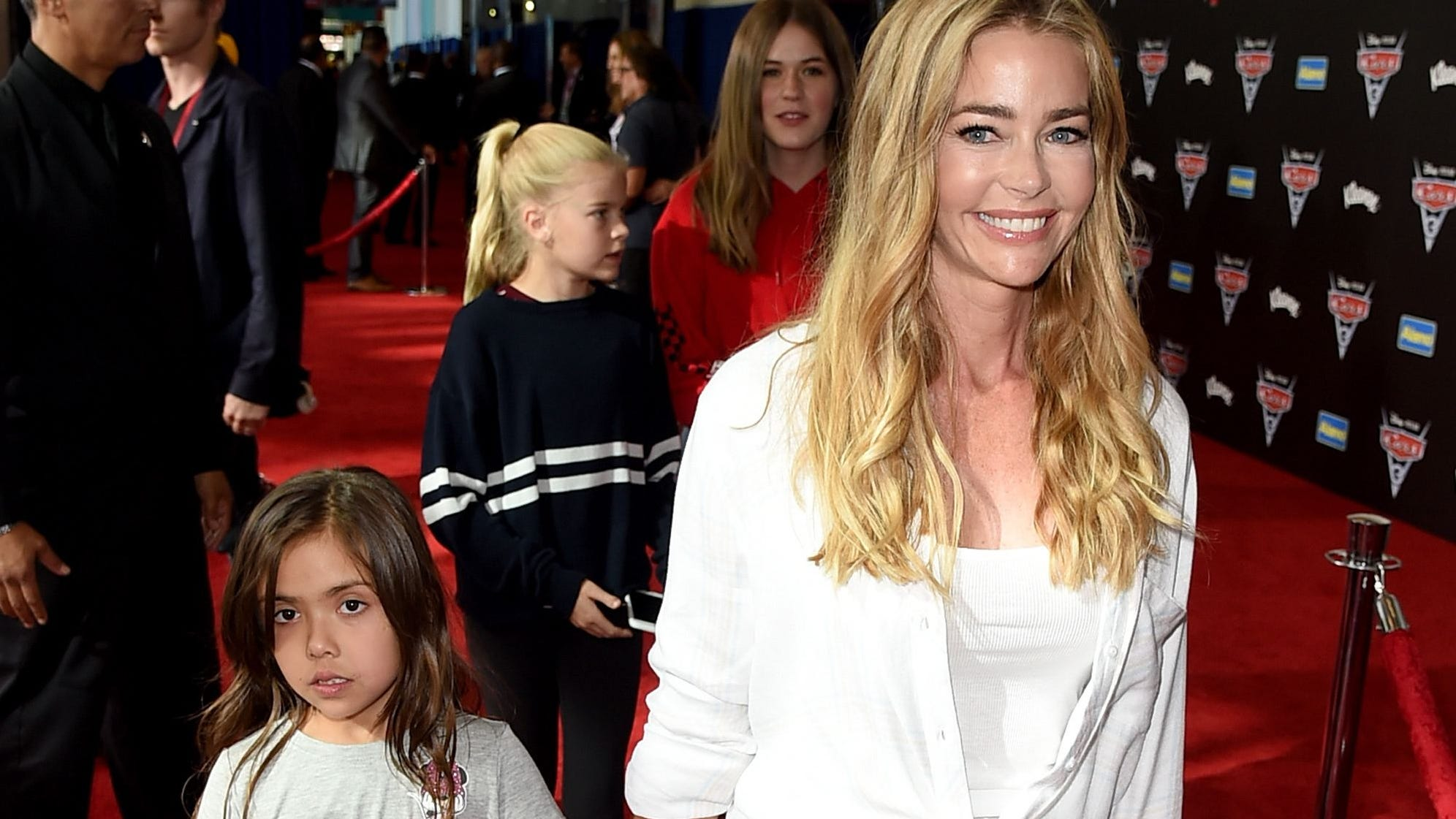 'I'm learning every day:' Denise Richards talks parenting daughter with special needs