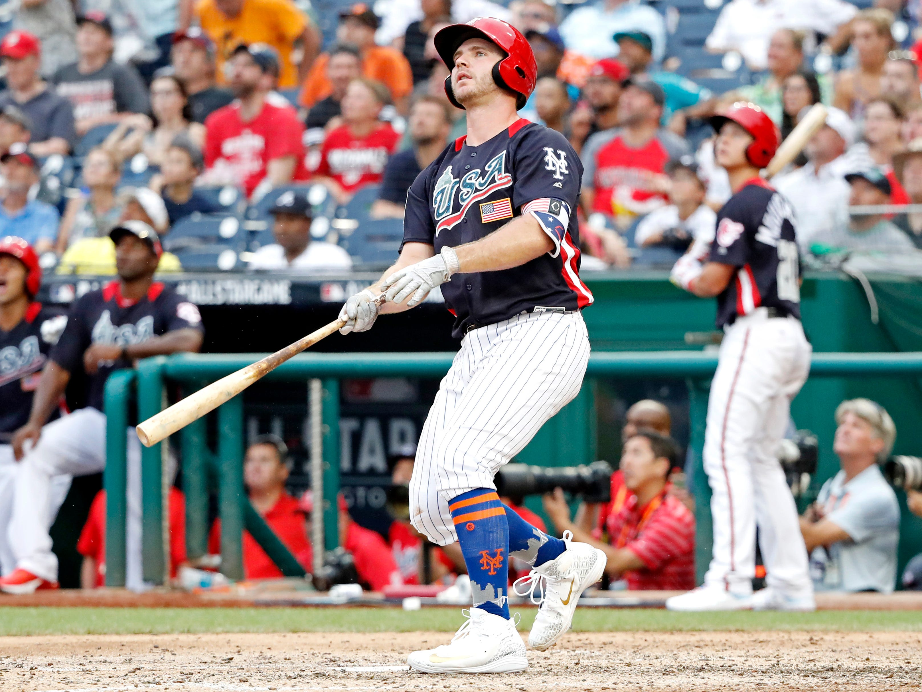 8. Peter Alonso, 1B, Mets