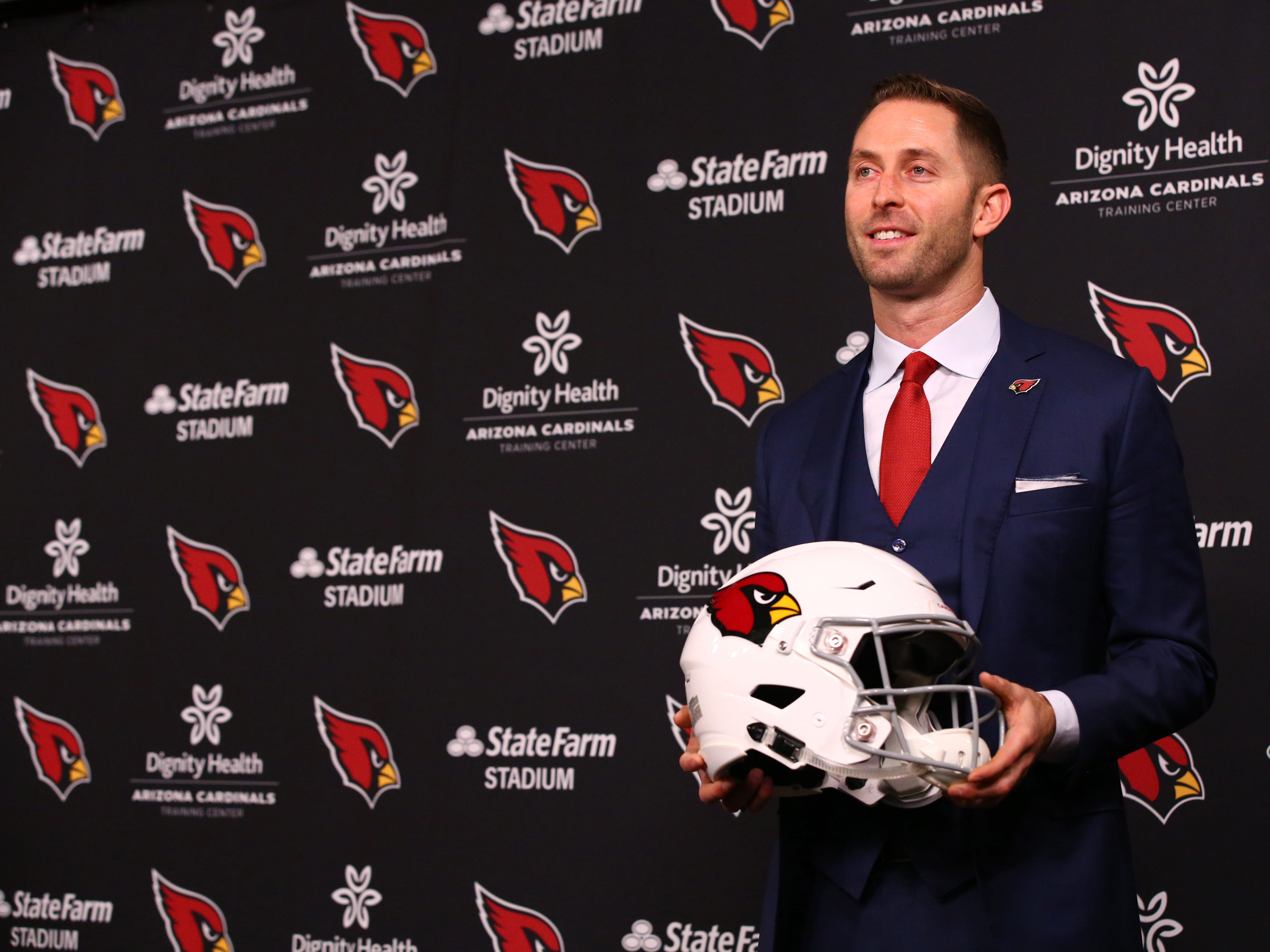 30. Cardinals (30): Kliff Kingsbury inherits team with potential for quick-ish turnaround, but his dearth of pro experience could beimpediment to early success.