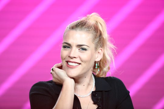 Busy Philipps is speaking out about her own abortion, and encouraging others to do the same to counter legislation around the country.