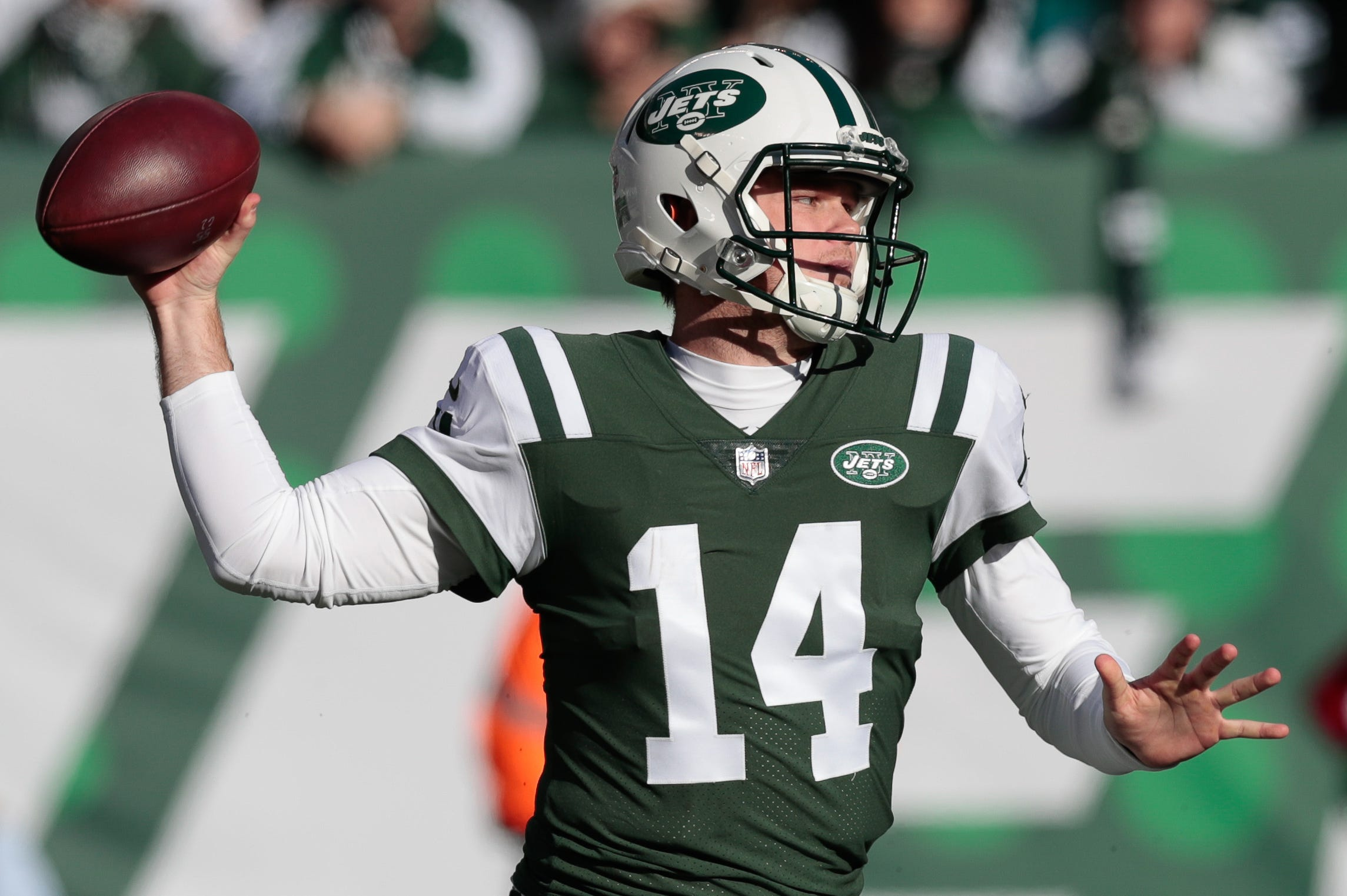 23. Jets (24): New HC Adam Gase inherits QB Sam Darnold, draft's third overall pick and $90 million in cap space. Is young team finally ready for takeoff?