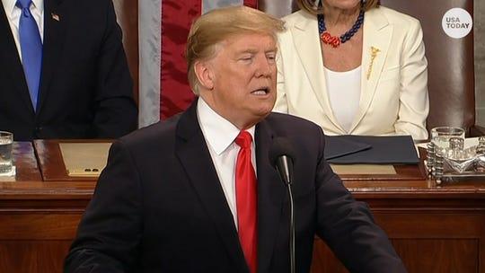 President Donald Trump announces a second summit with North Korean dictator Kim Jong Un.