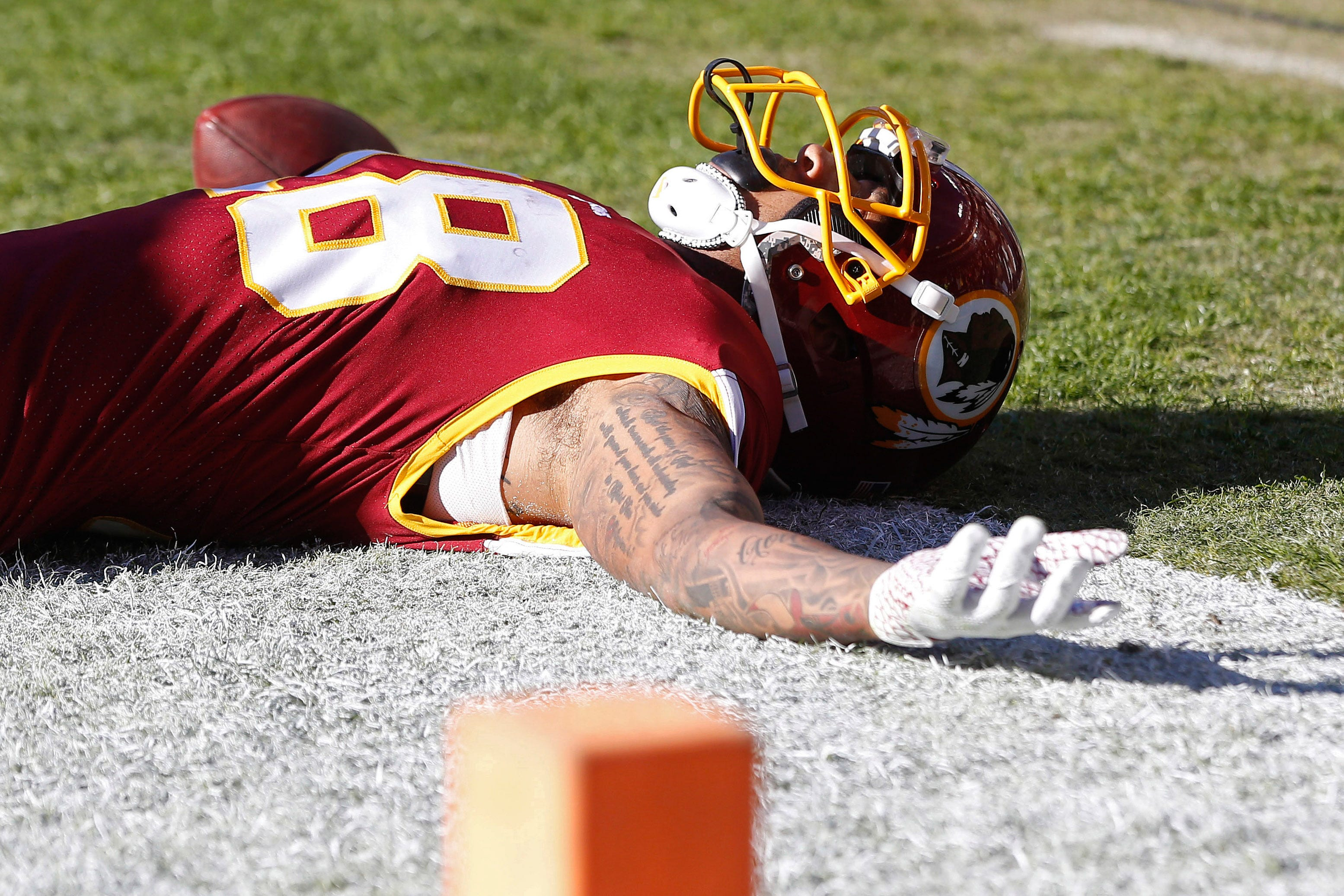 32. Redskins (31): Given how they collapsed without Alex Smith and likely won't have Adrian Peterson back, 2019 already has potential as dismal campaign.