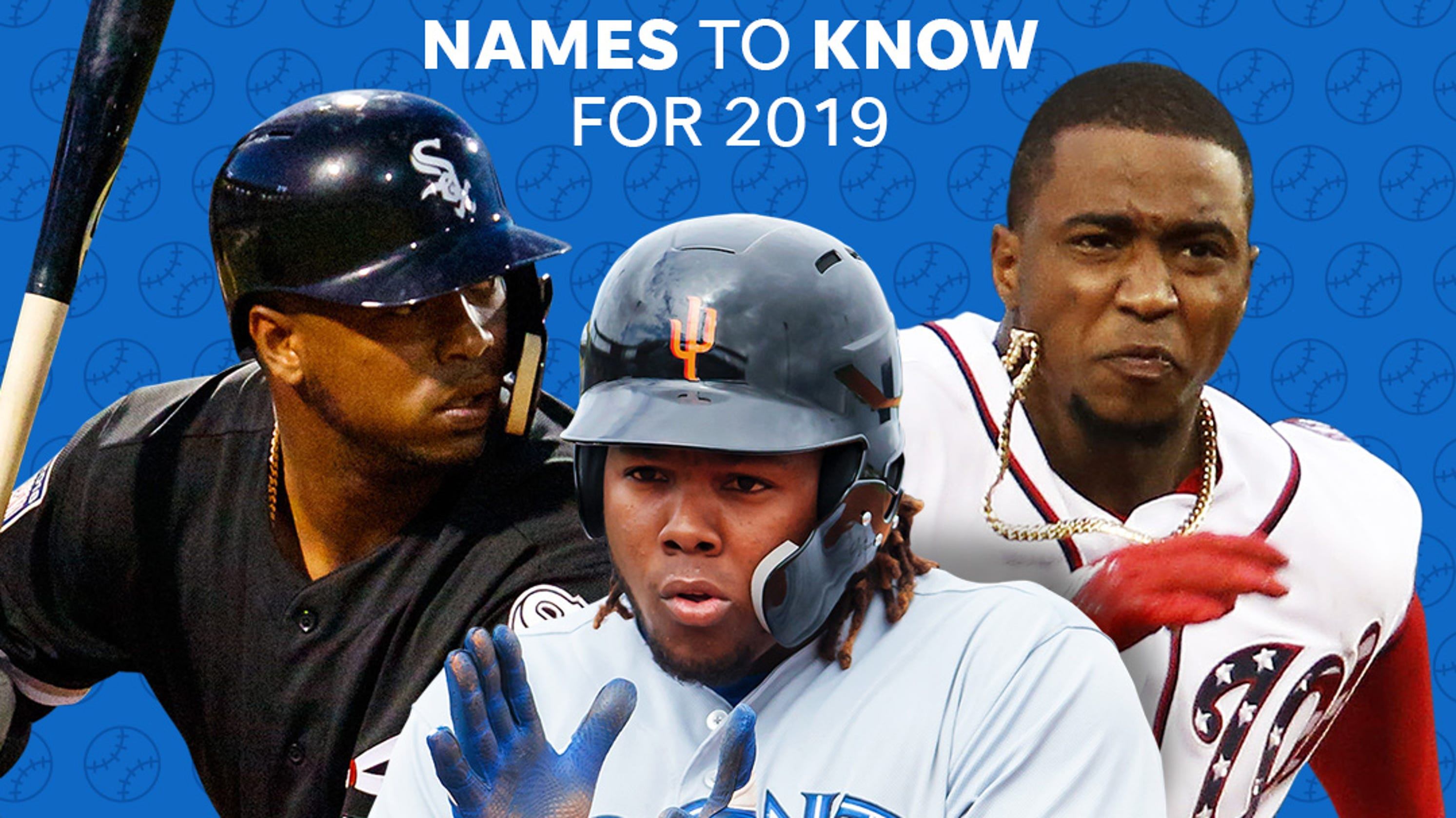 5d2aec84439 MLB 2019  100 Names You Need to Know