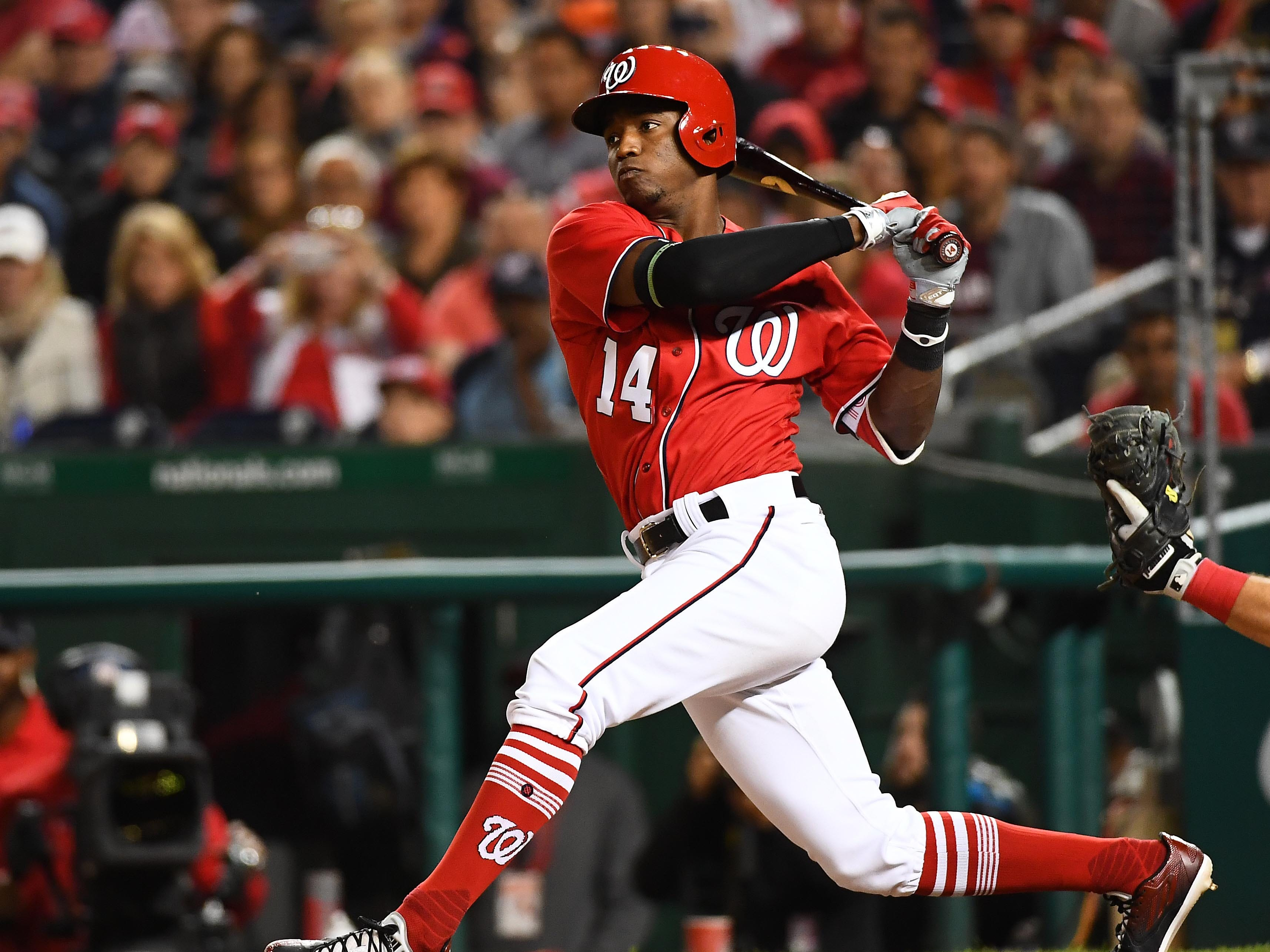 2. Victor Robles, OF, Nationals
